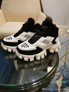 Atacado-Top Marca Causal Shoes Arena sapatilhas Flats moda em couro genuíno Walking Shoes, ao ar livre Trainers vestido de festa fd0925 Shoe