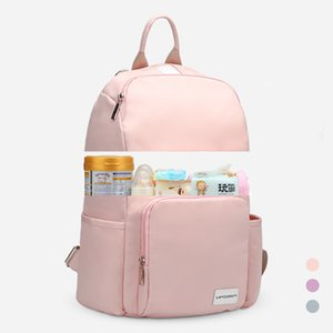 2019 Fashion Mummy Maternity Nappy Bag Multi-Function Large Capacity Travel Backpack Waterproof Baby Nursing Bag Diaper Bag