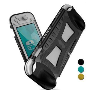 2019 New exquis Jeu Console souple en silicone pour Nintendo Lite Mini commutateur ShockProof Housse de protection Shell