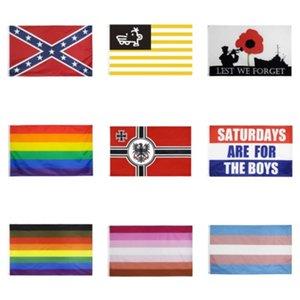 Bandera delgada línea azul de EE.UU. Decal Pegatinas para Coches Camiones - 6.5 * 11.5CM estadounidense EE.UU. Bandera de la etiqueta engomada Para pared de la ventana # 701