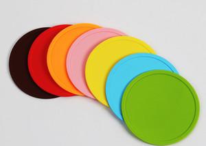 Fedex Silikon Coaster Bierdeckel Pads feuchtigkeitsabsorbierende Tabelle Schäden durch Spill Kratzer für jeden Tabellentyp zu verhindern