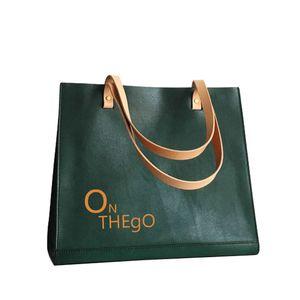 OC B2001 # sacs fourre-tout personnalisés de divers matériaux et motifs Top sacs à bandoulière de mode de qualité d'affaires sac gratuit expédition rapide