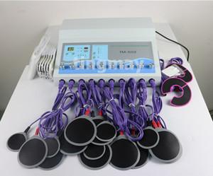 Heißen Verkauf Fabrikpreis ems Schlankheits elektrischer Muskelstimulator mit russischer Welle zig ems Einheiten Physiotherapie Ausrüstung für die Gewichtsabnahme