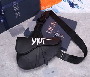 2020ss One to one high quality real black embossed leather women handbag shoulder bag crossbody bag, messenger bag