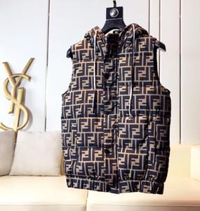 2019 Hotsale Klasik Erkek Ceket Lüks Yelek Aşağı Palto Puffer Coat Hoodie Erkek Kadın Dış Giyim WINDBREAKER Kapşonlu Lüks Ceket A1 B103554L