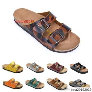 Gizeh Mayari Wholesale Summer slippers for men women cork bottom flip-flops sandals with couple flip flops 36-45
