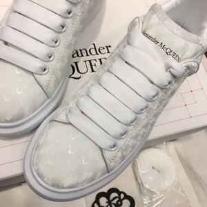2019scarpe da uomo di conception de luxe chaussures femmes chaussures de plate-forme chaussures de sport BASKET PLATEFORME scarpe MQ