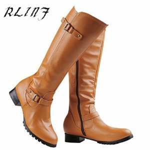 RLINF Tube Sexy Platform with Thick Heel Platform Women's Boots
