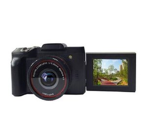 2020 새로운 디지털 전체 HD1080P 16 배 디지털 줌 카메라 전문 4K HD 카메라 비디오 캠코더 동영상 블로깅 고화질 카메라 캠코더