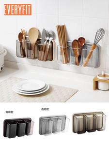 Abstellflächen Racks, Küche Wandregal, Wand-Kleber Schutt Lagerregal, Bad WC Kunststoff Kosmetik Veranstalter SH190920