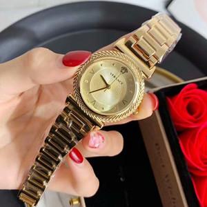 New Arrival Luxury Women Watch Bracelet Top Quality Full Steel Quartz Watches Women Gold Silver Design Woman Wristwatches Lady Bracelets mo