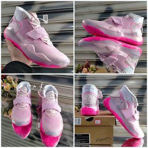 2020 New KD 12 Was die Tante Perle Basketball-Schuhe Original-Kevin Durant XII KD12 Trainer Männer Turnschuhe Größe 7-12