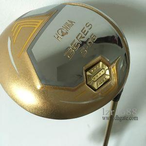 جديد نوادي الجولف HONMA BERES S-06 Golf driver 9.5 / 10.5 علوي