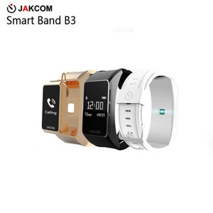 JAKCOM B3 Smart Watch Hot Sale in Smart Wristbands like camera ring box wireless recorder montre connectee