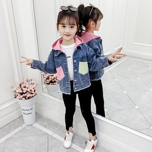 Moda denim mens jaqueta de grife hoodies Sweatsuit bebê baptismo da menina marca designer de vestido de luxo mulheres crianças roupas de inverno