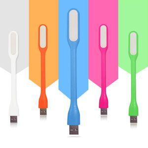 Mini Portable USB LED Lamp 5V 1.2W Super Bright Book Light Reading Lamp For Power Bank PC Laptop Notebook