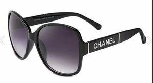 Gafas de sol de metal Diseñador Gold Flash Glass Lens para hombres y mujeres Espejo Gafas de sol Redondas unisex sun glasse envío gratis5198