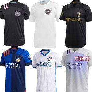 Größe S-2XL 2021 Los Angeles LA Galaxy Miami FC PIZARRO Vela Männer Fußball-Trikot Beckham CHICHARITO 20 21 FC Cincinnati-Fußball-Hemd Uniform