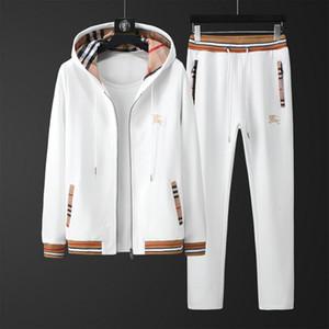 Neue Winter-Designer Anzug Männer Luxus Sweat Anzüge Herbst Markemens-Jogger-Klagen Jacket + Pants Sets Sport Frauen Hip Hop Sets Anzug