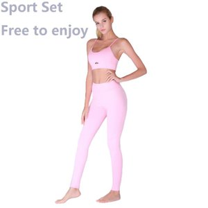Conjunto Deportivo Mujer Workout Set Fitness Clothing Gym Set Women For Sports Tracksuit Sexy Tank Crop Tops High Waist Pants