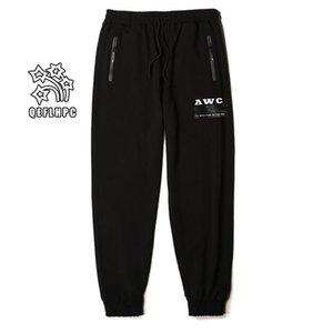 Досуг спорт мужские брюки очень большой размер удобрения высокая талия и длинные брюки маленькие ноги гвардии брюки эластичная сила Мужские брюки M70603