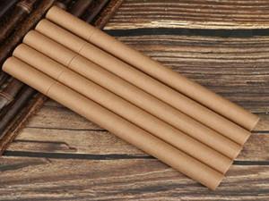 Крафт-бумага благовония трубки благовония баррель небольшой ящик для хранения 10 г 20 г Джосс палка удобная переноска бумаги духи трубки