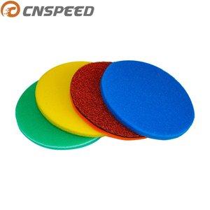 CNSPEED Universal 250mm Filtro De Ar Espuma 3Layer Filtro Esponja Adequado Cogumelo Air Cleaner Vermelho Azul Amarelo Verde