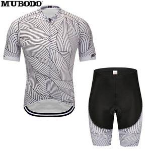 MU17 Short-sleeved Jersey racing suit team uniform