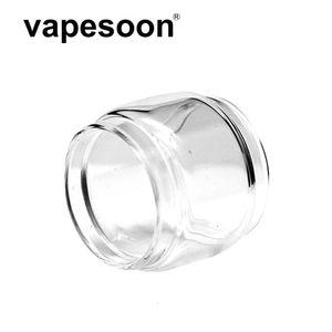 300pcs / lot Authentische VapeSoon Replacment Fat Birne Glasrohr für Uwell Crown 3 4 IV Whirl-Kit 22 Nunchaku 2 valyrischem DHL verlängern