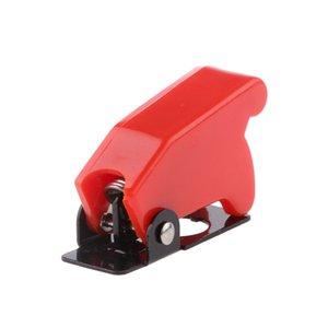 자동차 레드 온 / 오프 방진 커버 Proctector에 LED 조명 전환 로커 스위치