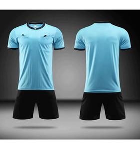 2020-2021 alta calidad más nueva llanura uniforme de árbitro más colores