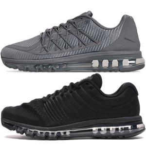 Yeni Yakınlaştırma 2015 Serin Gri Yastık Erkek Ayakkabı Beyaz Siyah Antrasit 2017 Spor Ayakkabı Koşu Mesh Kadınlar Yürüyüş Sneakers 849559-001 698902