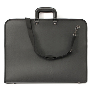 A3 Portfolio Expanding Folder File Organiser Office Document Carry Case