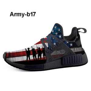 Shop Army-b17 Print Individuelle Tennisschuhe. Durchsuchen Sie Custom Sneakers von White Black Fashion Designer Sneakers nach personalisierten Schuhen aus den USA