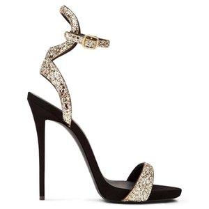 Горячая распродажа-Wed2019 Высокий мэм с сандалиями будет кодировать последние модные банкетные ботинки Чэнду
