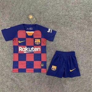 Bambini Designer Jersey Set di abbigliamento Kids Fashion Luxury Sport Style in due pezzi Imposta Ragazzi Ragazze Calcio Tute 18 stili del commercio all'ingrosso