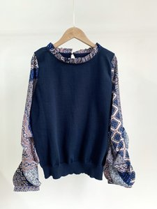 2020 High quality ladies sweaters spring and autumn ladies casual knitted sweaters comfortable and fashionable clothing AYIZ
