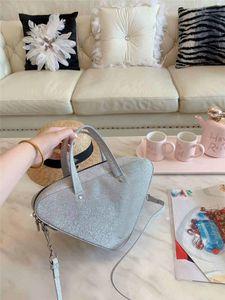 Designer-handbags triangle women designer bags shinning purse bag luxury handbag fashion totes high quality women designer purse bag