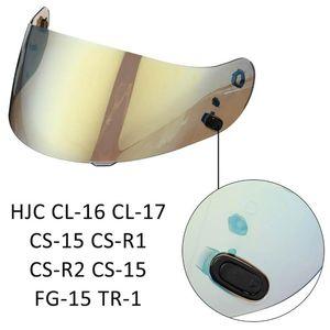 Motorcycle Helmet Visor Shield Parts Original Glasses Motorbike Lens For HJC CL-16 CL-17 CS-15 CS-R1 CS-R2 FG-15 TR-1 Helmets