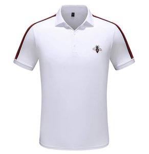 Embroidery Clothing Mens Brand Polo Shirt Spring Luxury Italy Tee T-Shirt Designer Polo Shirts High Street