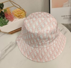 marca casquillo de la pesca de cuero 2020 de la nueva manera ocasional del sombrero de cubo fuera de combate protector solar tapas ocasionales sombreros de pescador Hip hop