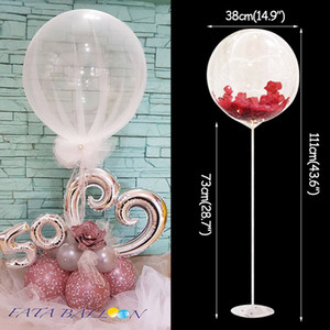 Ballons Decoration Birthday Balloon Holder Balloons Stand Column Birthday Party Decorations Kids Adult Wedding Party Supplies