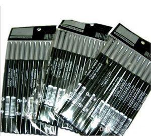 HOT Eyeliner sobrancelha transporte Liner Lápis Preto / Brown OLHO / LIP Liner Pencil Aloe vitamina E1.6g DHL grátis