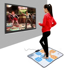 Double Person Non-slip Dance Dancing Pad Mat for Nintendo Wii Console Game wii accessories dance pad dance mat videojuego Y200413