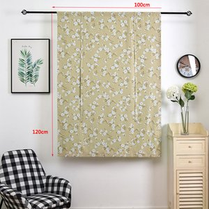 100*120cm Blackout Curtains Printed Window Treatment Blinds Finished Drapes Window Blackout Curtain Living Room Bedroom Blinds DBC DH0900-2