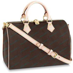 Kadınlar Çanta Çanta Sıcak satışı Çantalar Moda Kadınlar Çanta Deri Çanta Omuz Bag 30cm Crossbody Çanta