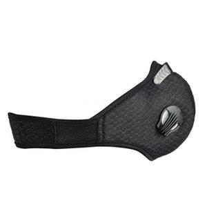 DHL Gemi! Stokta! Aktif Karbon toz geçirmez Pm 2.Outdoor Güvenlik 5 sn ile Değiştirilebilir Açık Kat Yüz Tlpfy6014 9DOD Maske