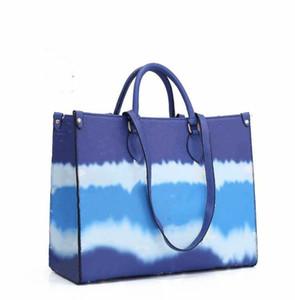 2021 Freies verschiffen multicolor neue mode lässig handtasche umhängetasche klassische graffiti klassische frauen tasche große kapazität
