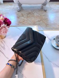 классические модных сумки цепи плечо Лулы кошелек 20см женщины крест сумка тела кошелек сумка женщины сумка