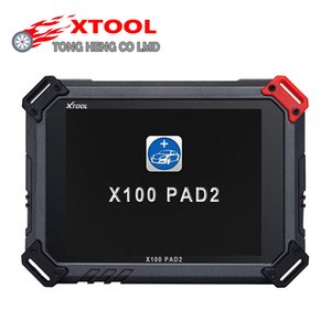 Özel Fonksiyon DHL Free ile% 100 Orijinal Xtool X100 PADII PAD2 X100 ped 2 Daha İyi X300 daha Pro3 Oto Anahtar Programcı